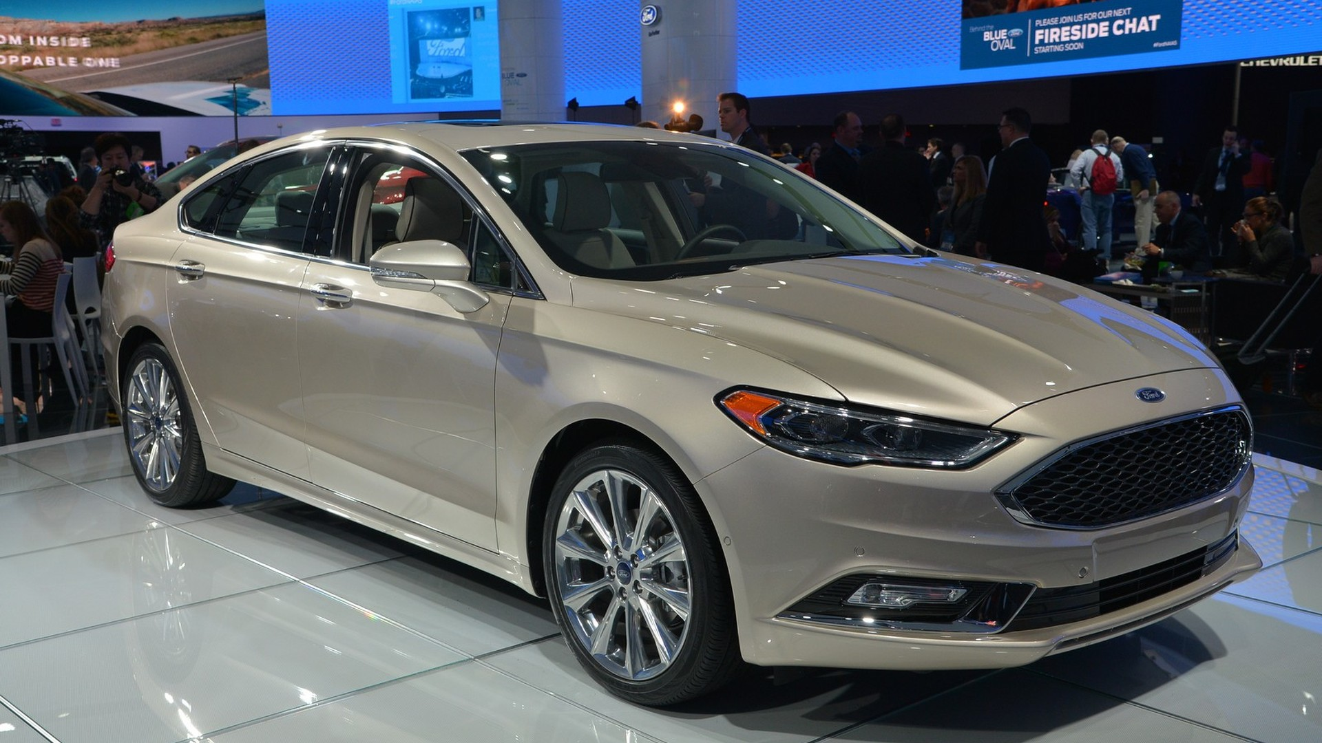 2017 Ford Fusion Platinum Review Specs Release date Price