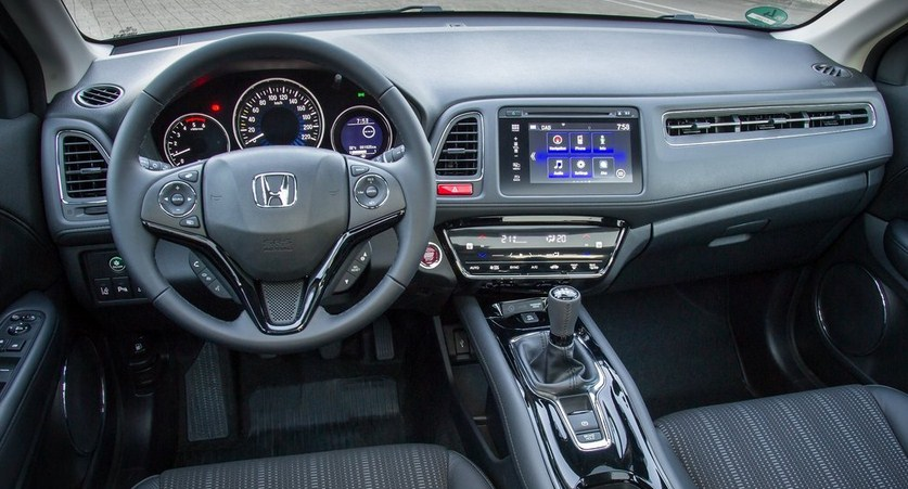 2017 Honda Hr V Interior 2