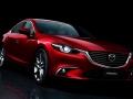2017 Mazda 6 Red
