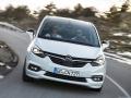 2017 Opel Zafira Price