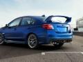 2017 Subaru wrx sti rear