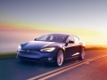 2017 Tesla Model S Front