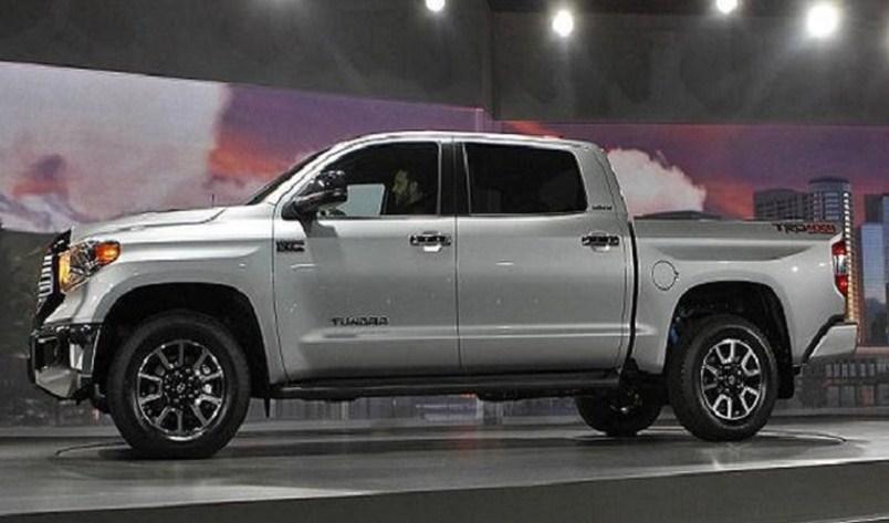 2017 Toyota Tundra Diesel Release Date Engine Interior