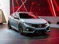2017 Honda Civic Hatchback 1