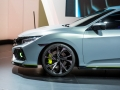 2017 Honda Civic Hatchback 8