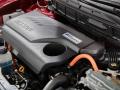 2017 Nissan Rogue Engine