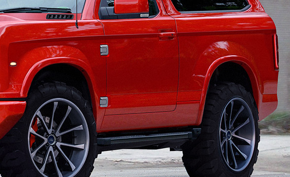 2018 Ford Bronco Price, Release Date, Specs, Pictures