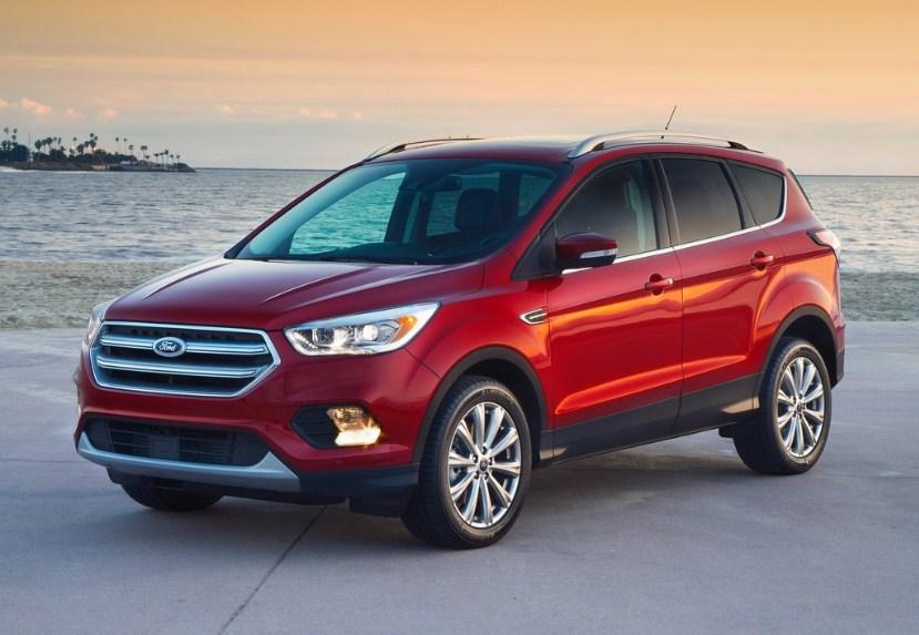 2018 Ford Escape Price Engine Interior Exterior Rumors