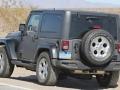 2018 Jeep Wrangler Back