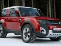 2018 Land Rover Defender 4