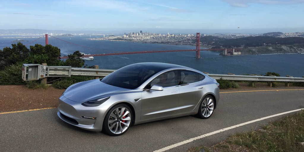 2018 Tesla Model 3 News Release date Price