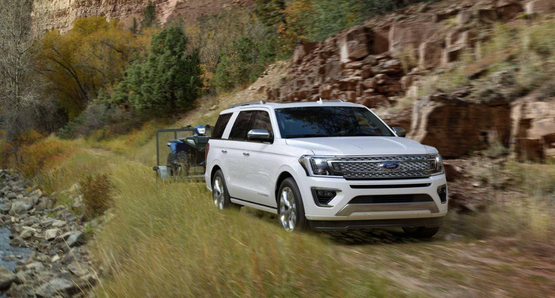 2018 Ford Expedition 3