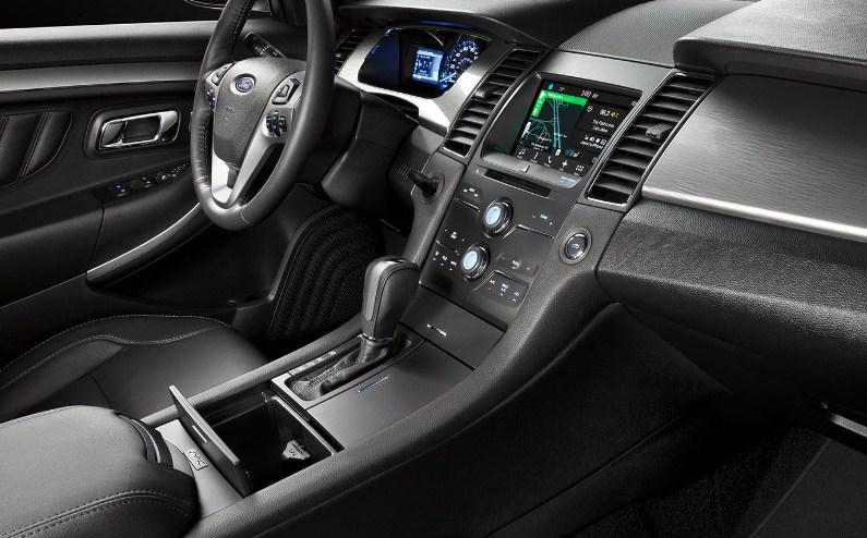 2018 Ford Taurus 5
