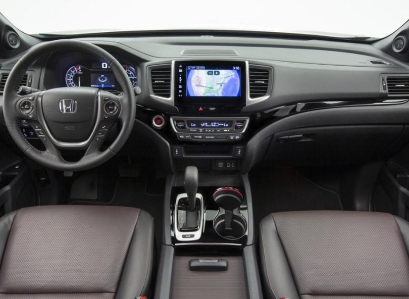 2018 Honda Ridgeline Price Release Date Interior Engine Specs