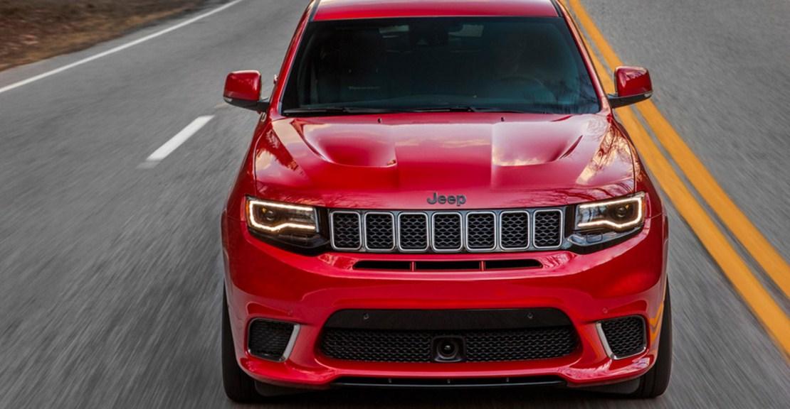 2018 Jeep Grand Cherokee Trackhawk 2