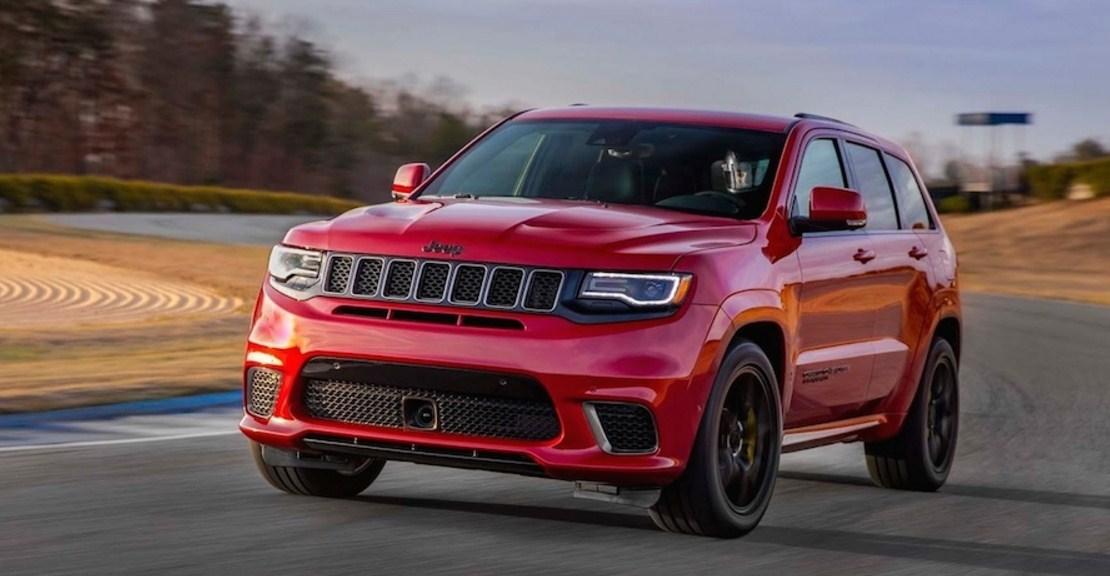 2018 Jeep Grand Cherokee Trackhawk 5