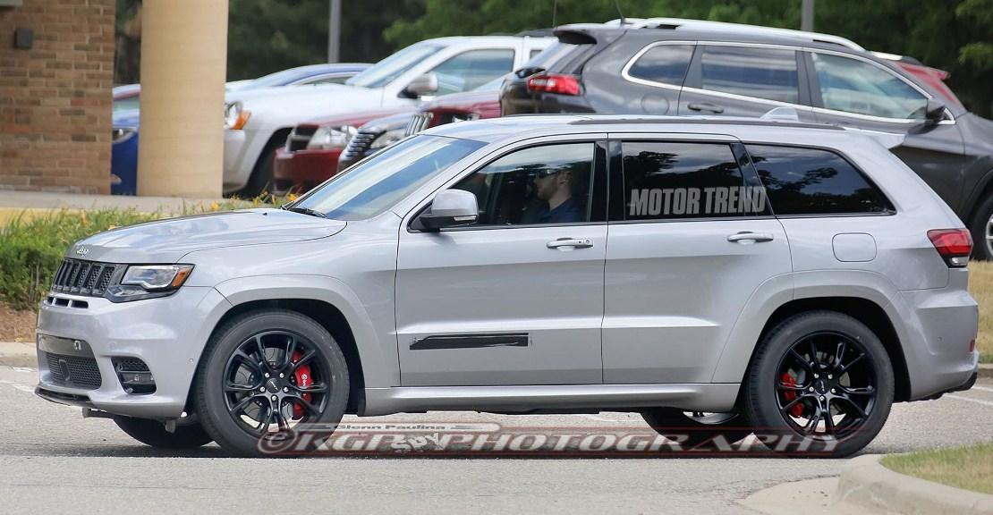 2018 Jeep Grand Cherokee Trackhawk 6