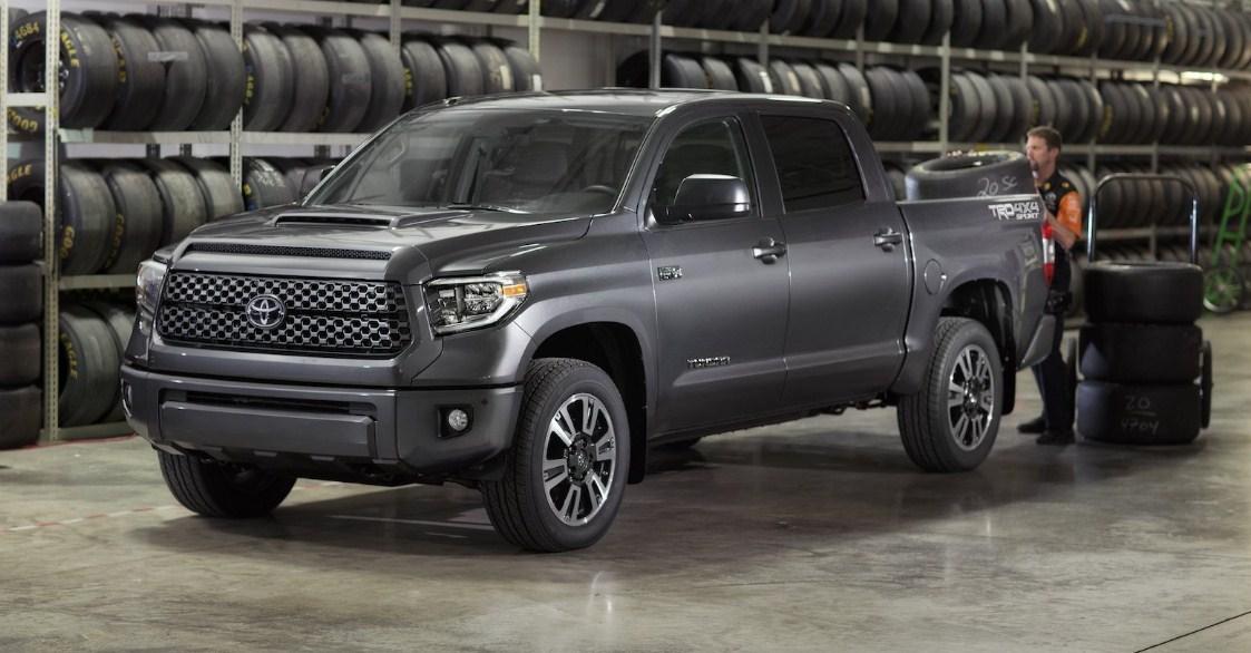 2018 Toyota Tundra 2