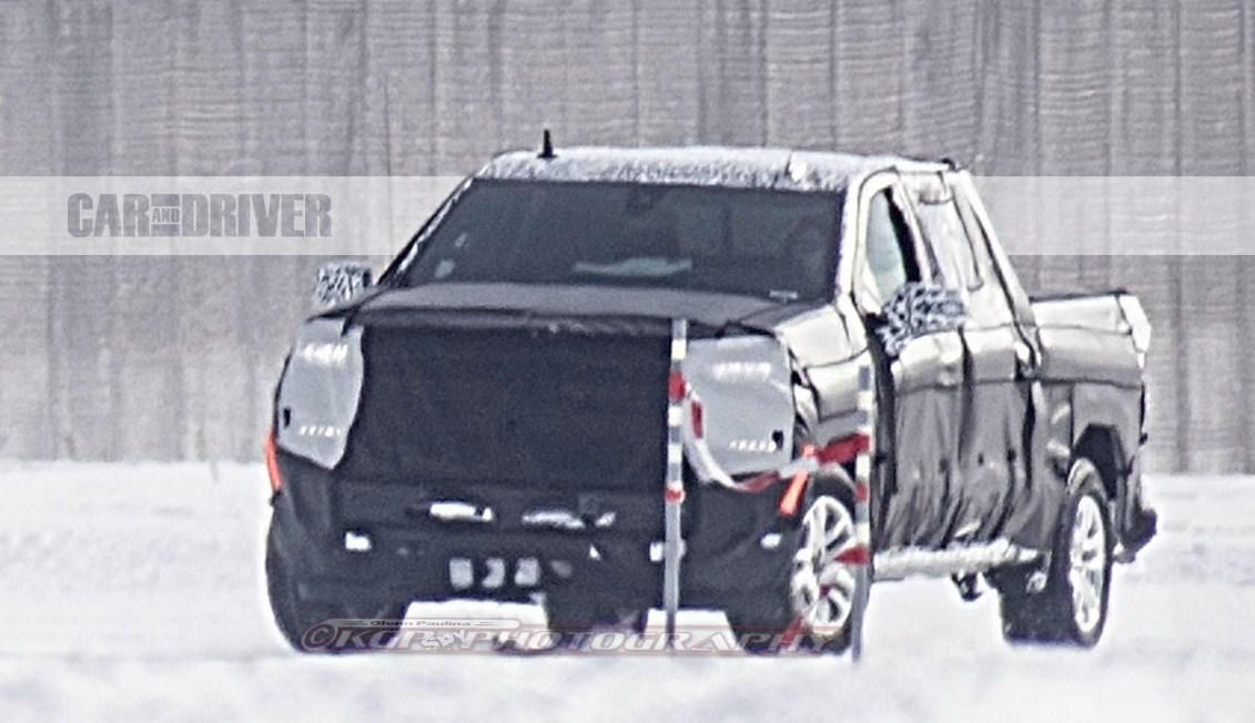 2019 Chevrolet Silverado 1