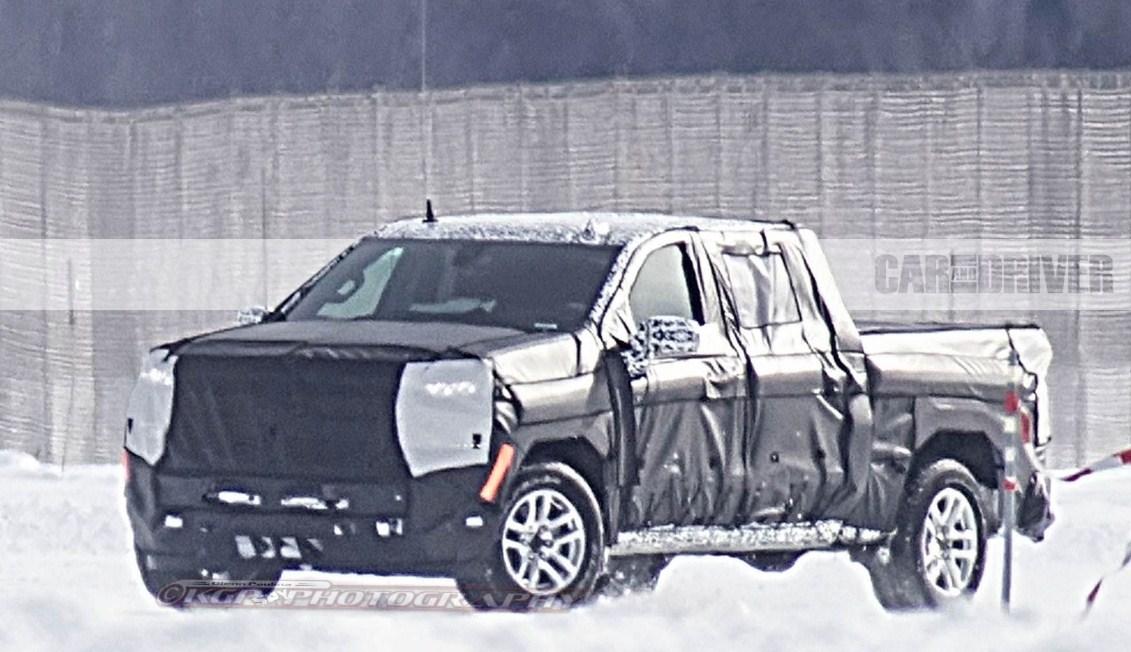 2019 Chevrolet Silverado 3