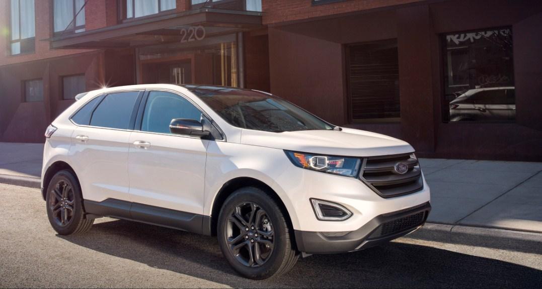 2019 Ford Edge Release Date Price Interior Specs