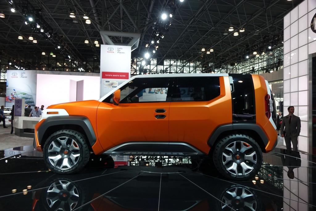 2018 Toyota 4Runner Spy Photos >> 2019 Toyota FJ Cruiser Price, Release Date, Engine ...