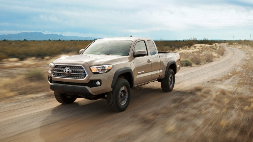 Toyota Sequoia Redesign >> 2019 Toyota Tacoma Changes, Diesel, Price, Release date, Rumors