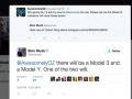 Tesla Model Y Tweet