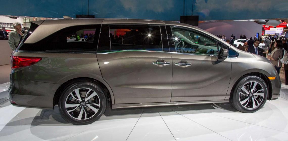 2018 Honda Odyssey 4