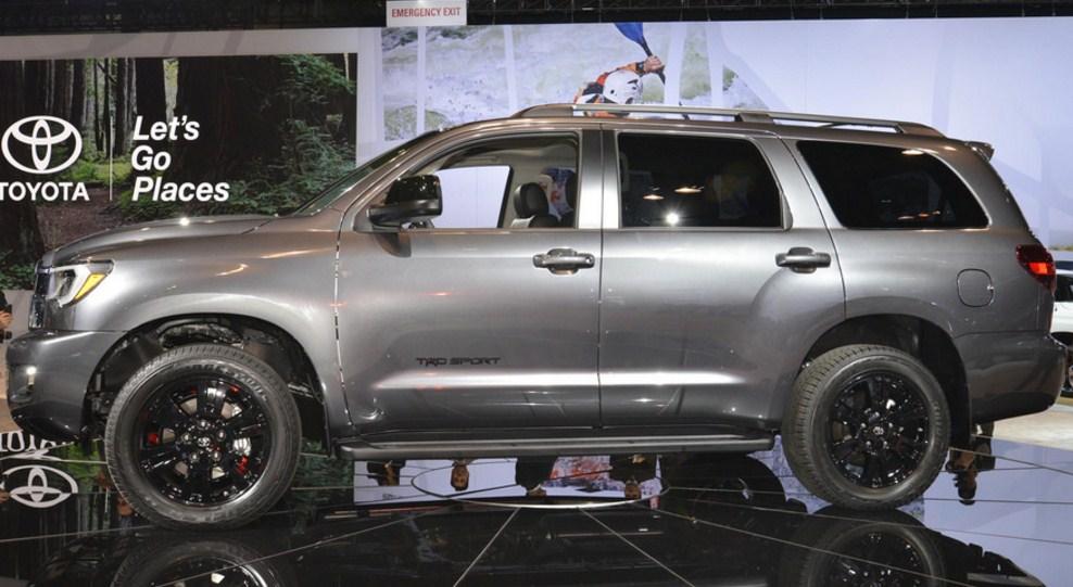 2018 Toyota Sequoia Redesign Release Date Price