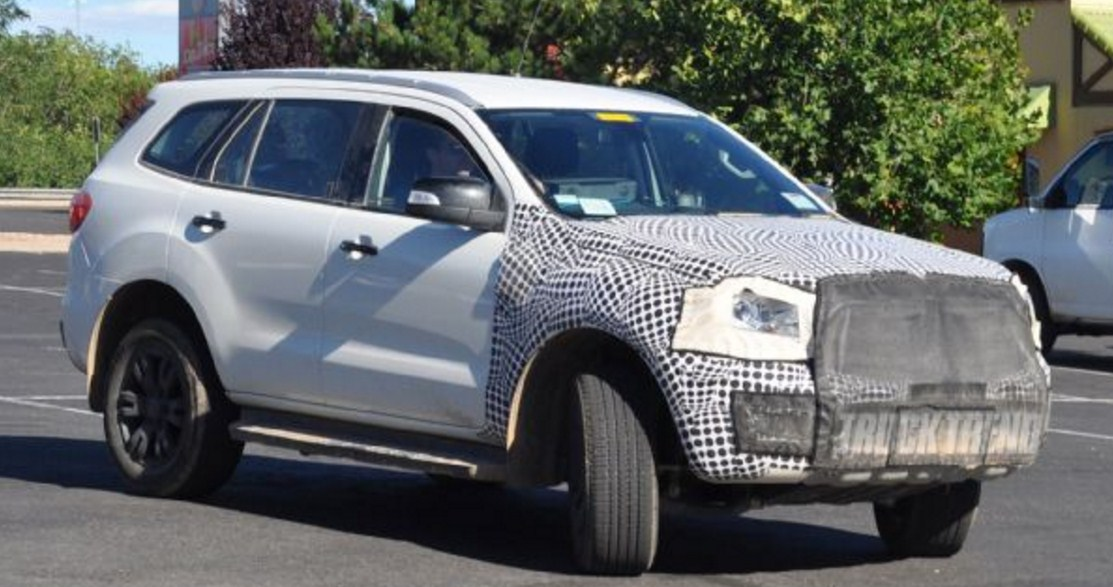 New Ford Bronco Everest Mule