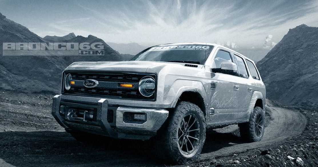 New Ford Bronco Price, Release Date, Interior, Review