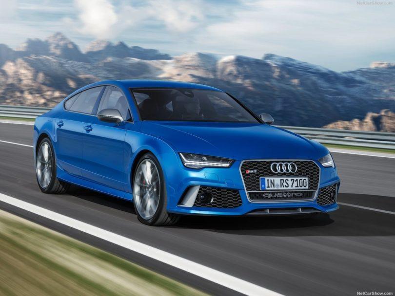 2017 Audi Rs7 Price Engine Performance