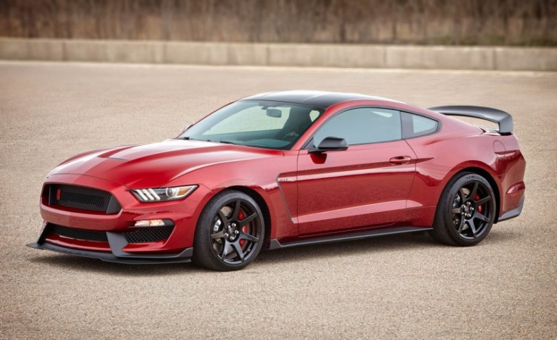 2017 Ford Mustang Shelby Gt350 Gt350r Review