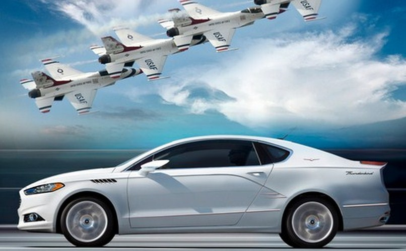 2017 Ford Thunderbird 3