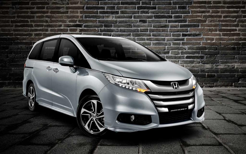 2017 Honda Odyssey Price Release date Interior Exterior