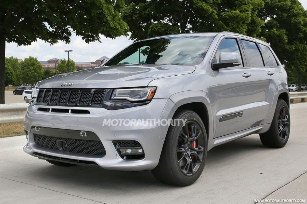 2018 Jeep Grand Cherokee Trackhawk Price, Release Date, Design