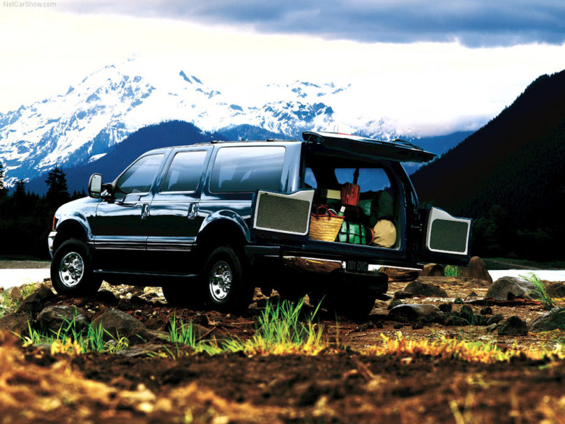 Ford Excursion Show Source Netcarshow Com