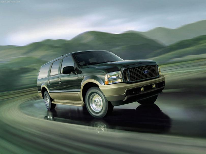 Ford Excursion Price Release Date Interior