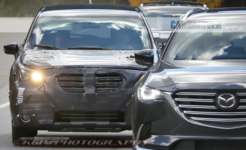 2018 Subaru Ascent Spied Release Date Price Engine Published On January 17 2017