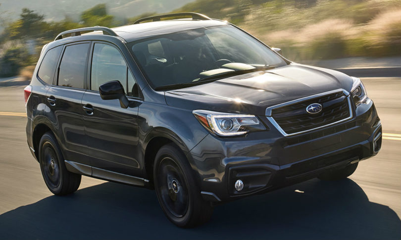 2018 Subaru Forester Price Release Date Black Edition Published On July 22 2017