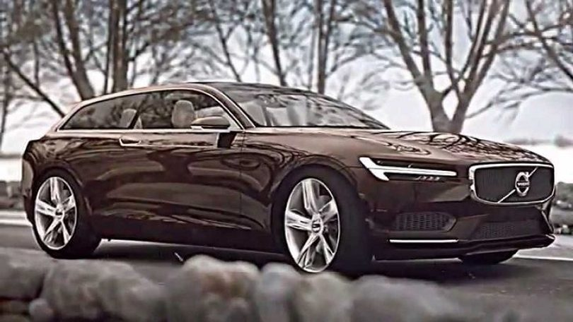 2018 Volvo V90 Wagon Review