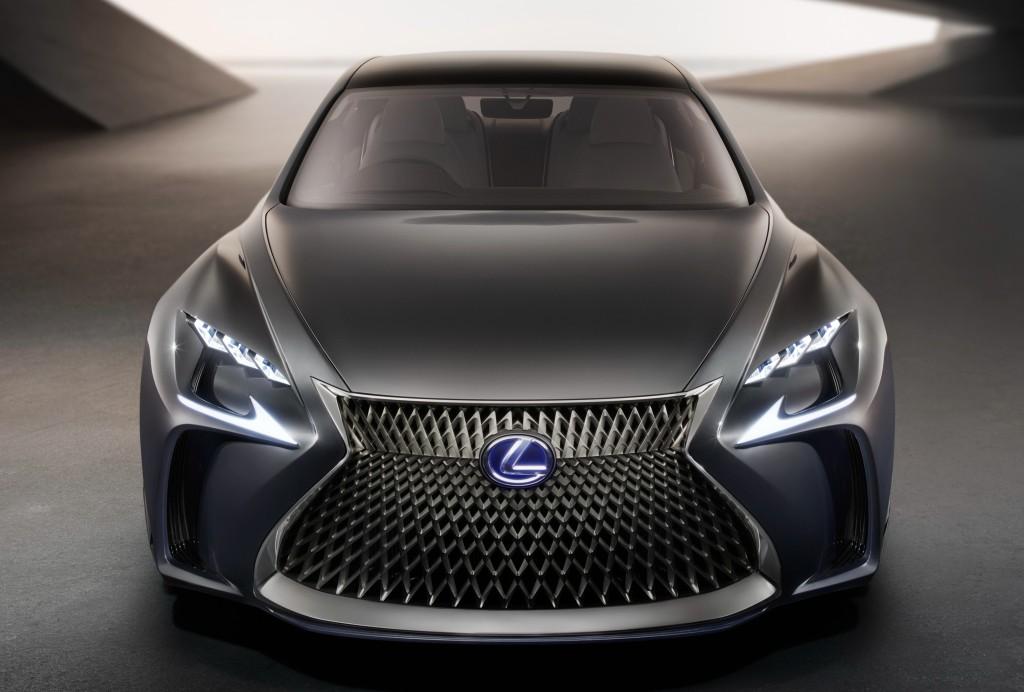 2018 Lexus Ls 3