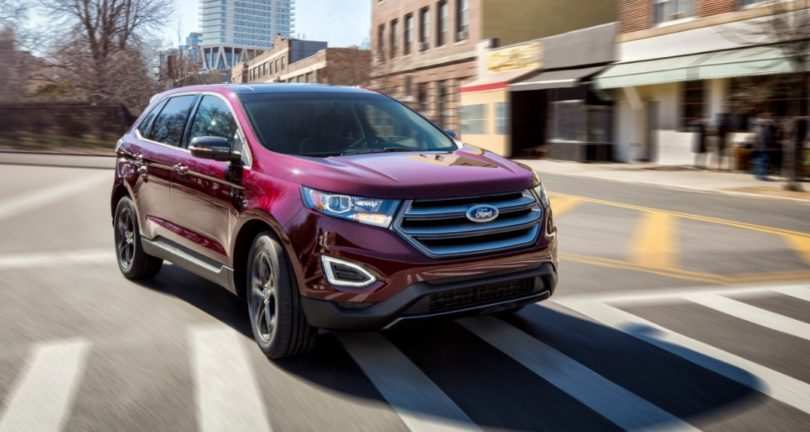 2019 Ford Edge Published On August 14 2017