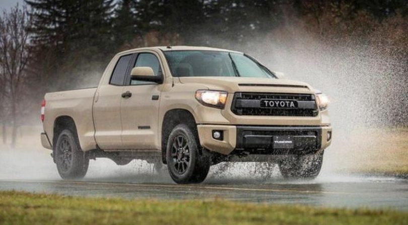 2019 Toyota Tundra Redesign Sel Price