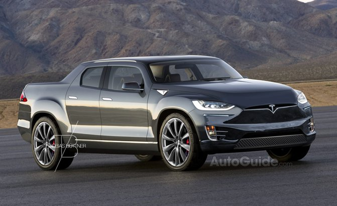 2017 Tesla Pickup Truck Price Concept Release Date Price Specs