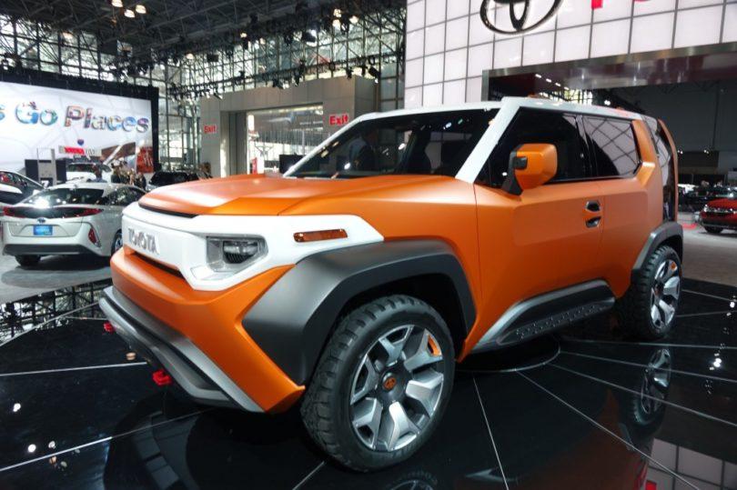 2018 Toyota FT-4X: Is It FJ Cruiser's Succesor Or Not >> 2019 Toyota Fj Cruiser Price Release Date Engine Interior